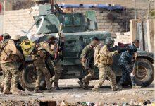 صورة قوات عراقية تجبر فصيلاً لـ«الحشد» على الابتعاد عن حدود أربيل