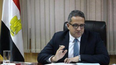 صورة وزير السياحة المصري يكشف حقيقة تأثير كورونا على الإيرادات