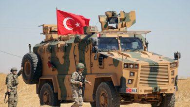"""صورة تركيا تعلن """"تحييد 3 إرهابيين"""" في شمال سوريا"""