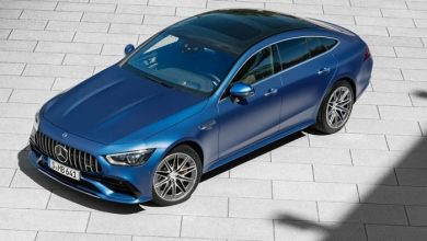 صورة مواصفات وسعر مرسيدس AMG GT الجديدة.. رفاهية استثنائية