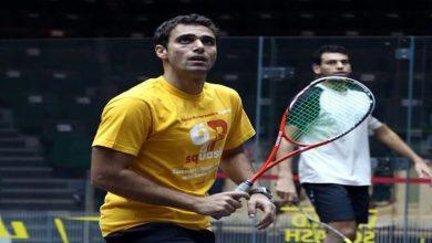 صورة بطل مصري يجيب.. متى تدرج الإسكواش في الألعاب الأولمبية؟