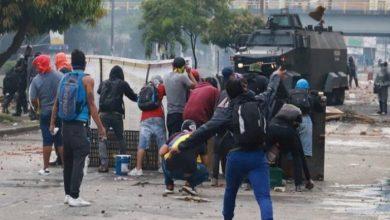 صورة رئيس كولومبيا يقترح قانونا لمكافحة التخريب بعد احتجاجات عنيفة