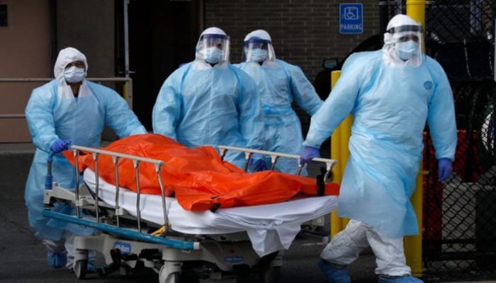 صورة الولايات المتحدة تسجّل 79,732 إصابة جديدة و 370 وفاة بفيروس كورونا