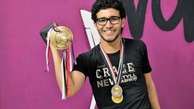"""صورة زويل جديد.. """"أحمد دياب"""" طالب مصري ينافس على جائزة """"ستيفن هوكينج"""""""