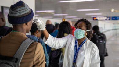 صورة إصابات كورونا في القارة الأفريقية تتجاوز 5.9 ملايين