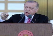 صورة أردوغان: تركيا ستشيد مجمعا رئاسيا لجمهورية شمال قبرص