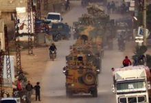 صورة مقتل جندي تركي وإصابة 3 قرب الحدود السورية