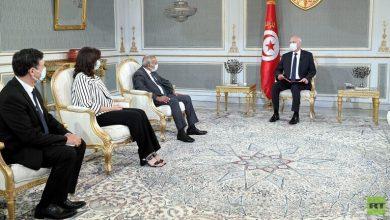 صورة الرئيس التونسي: لا مجال اليوم للظلم أو الابتزاز أو مصادرة الأموال (فيديو)