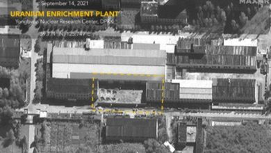 """صورة موقع """"خامل"""" في صور.. كوريا الشمالية توسع منشأة لتخصيب اليورانيوم"""