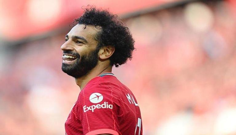 """صورة """"امنحوه ما يريد"""".. محمد صلاح يثير جنون جماهير ليفربول"""