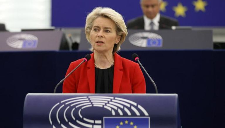 """صورة رئيسة """"المفوضية"""" تطالب أوروبا بالتخلي عن الغاز.. النداء الأخير"""