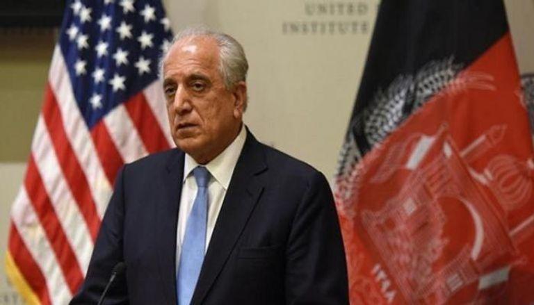 صورة المبعوث الأمريكي لأفغانستان يتنحى عن منصبه