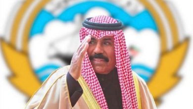 """صورة أمير الكويت يستجيب لمبادرة """"مجلس الأمة"""".. العفو عن المحكومين"""