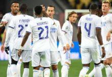صورة ريال مدريد يستعيد توازنه بخماسية ضد شاختار فى دوري أبطال أوروبا.. صور